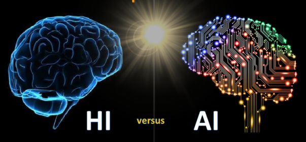 The Power of Artificial Intelligence vs The Power of Human Intelligence -WINX Technologies