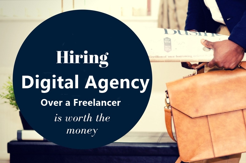 Reasons to Hire a Digital Agency Over a Freelancer WINX Technologies