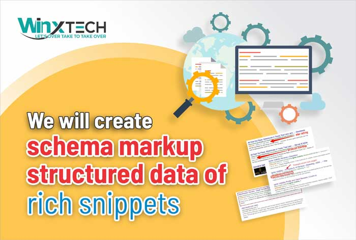 WINX Technologies  - We Will Create Schema Markup Structured Data of Rich Snippet