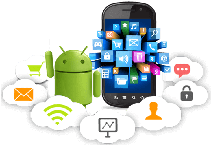 Android App Development Company - WINX Technologies