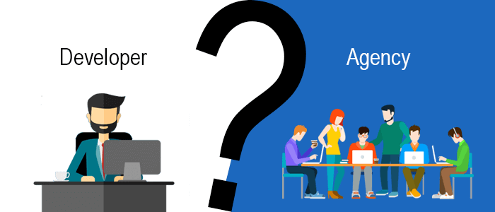 In-House Developer OR Hiring A Freelancer OR An Agency Developer, Which Is Better? -WINX Technologies
